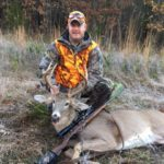 A nice 8 point whitetail